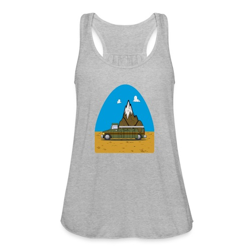 faith moves mountains 2018 - Women's Flowy Tank Top by Bella