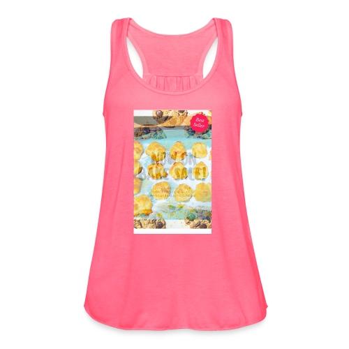 Best seller bake sale! - Women's Flowy Tank Top by Bella