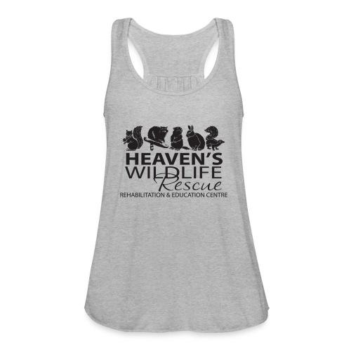 Heaven's Wildlife Rescue - Women's Flowy Tank Top by Bella