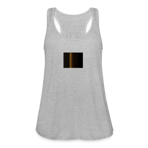 Gold Color Best Merch ExtremeRapp - Women's Flowy Tank Top by Bella