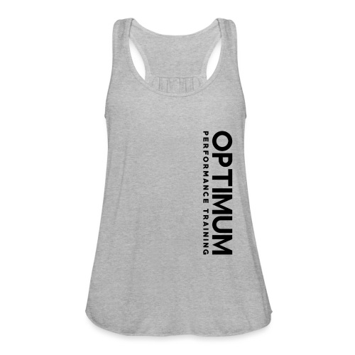 Optimum Performance Training - Women's Flowy Tank Top by Bella