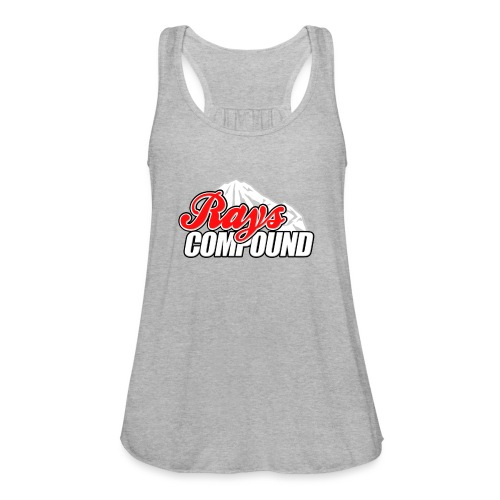 Rays Compound - Women's Flowy Tank Top by Bella