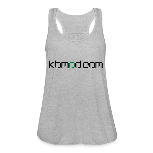 kbmoddotcom - Women's Flowy Tank Top by Bella