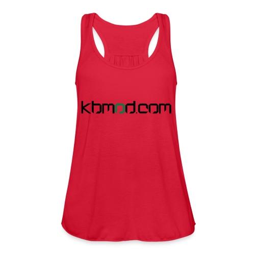 kbmoddotcom - Women's Flowy Tank Top by Bella