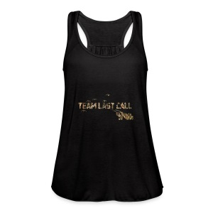 Team Last Call official Logo - Women's Flowy Tank Top by Bella