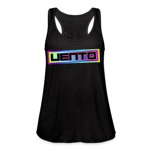 UENTO LOVE - Women's Flowy Tank Top by Bella