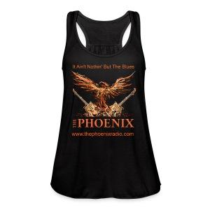 The Phoenix Radio - Women's Flowy Tank Top by Bella