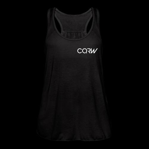 CQRW Tank - Women's Flowy Tank Top by Bella