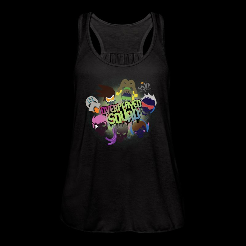 Overplayed Squad - Women's Flowy Tank Top by Bella