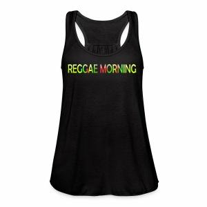 Reggae Morning - Women's Flowy Tank Top by Bella