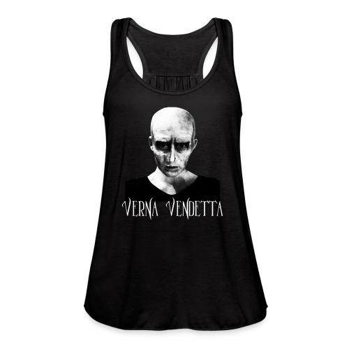 Verna Vendetta Voldey Shirt - Women's Flowy Tank Top by Bella