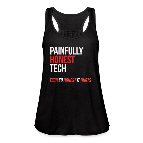tshirt design 4 - Women's Flowy Tank Top by Bella