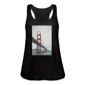 Golden Gate Bridge - Women's Flowy Tank Top by Bella