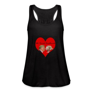 6th Period Sweethearts Government Mr Henry - Women's Flowy Tank Top by Bella