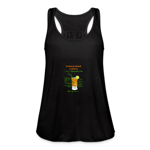 Schlong Island Iced Tea - Women's Flowy Tank Top by Bella