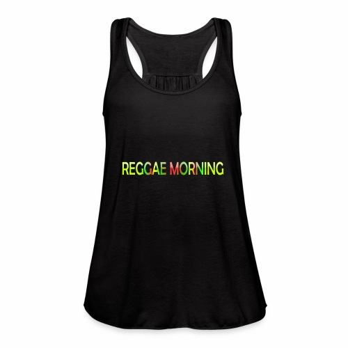 Reggae Morning - Women's Flowy Tank Top by Bella