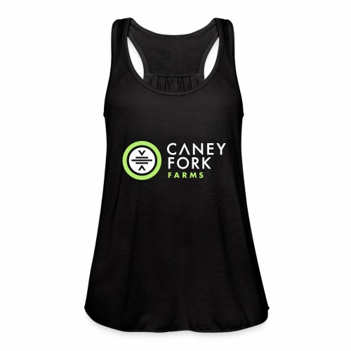 CFF Primary Color - Women's Flowy Tank Top by Bella