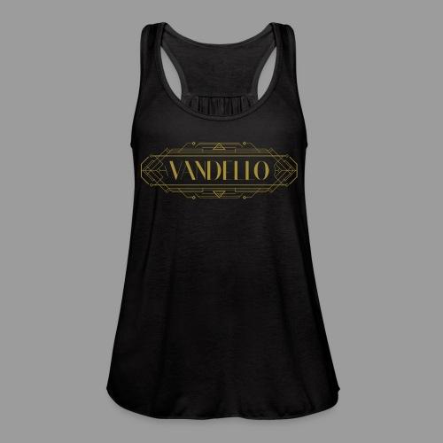 Vandello Gatsbyish - Women's Flowy Tank Top by Bella