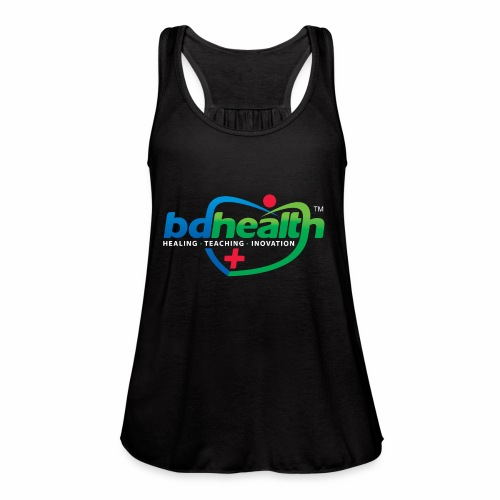 Health care / Medical Care/ Health Art - Women's Flowy Tank Top by Bella
