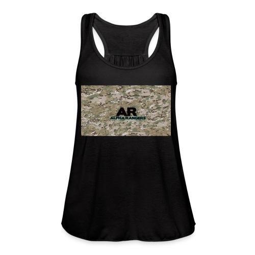 Alpha Ranger Apperal - Women's Flowy Tank Top by Bella