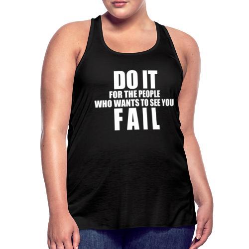 FAIL - Women's Flowy Tank Top by Bella