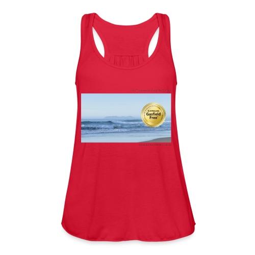 Beach Collection 1 - Women's Flowy Tank Top by Bella