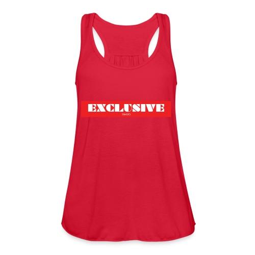 exclusive - Women's Flowy Tank Top by Bella