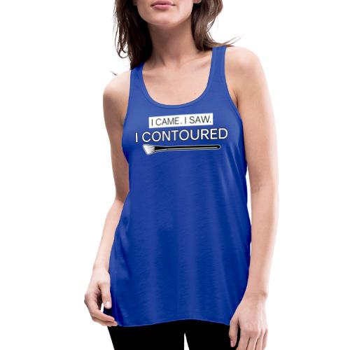 I came. I saw. I contoured. - Women's Flowy Tank Top by Bella