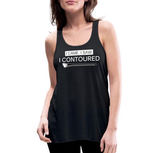 I came. I saw. I contoured. - Women's Flowy Tank Top by Bella