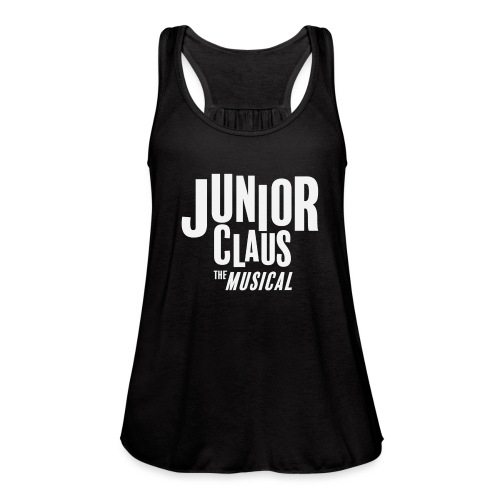 Junior Claus - Women's Flowy Tank Top by Bella