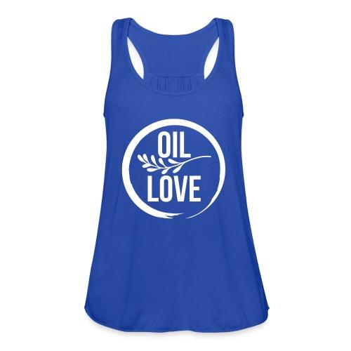 Oil Love - Women's Flowy Tank Top by Bella