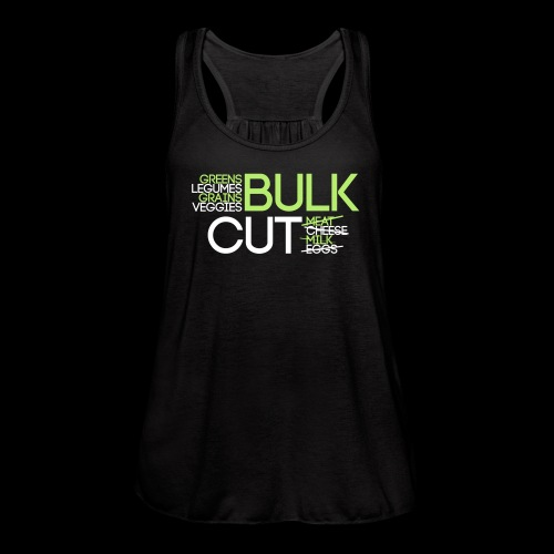 bulk cut - Women's Flowy Tank Top by Bella