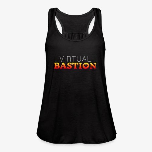 Virtual Bastion - Women's Flowy Tank Top by Bella