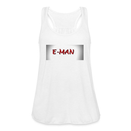 E-MAN - Women's Flowy Tank Top by Bella