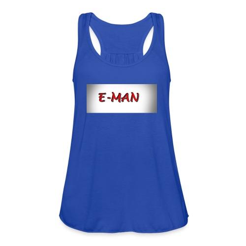 E-MAN - Women's Flowy Tank Top by Bella