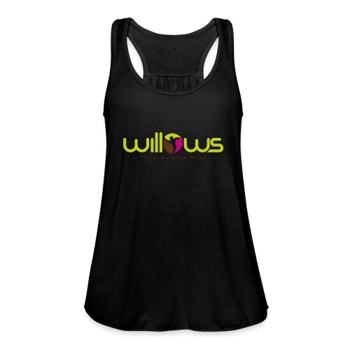 Willows - Women's Flowy Tank Top by Bella