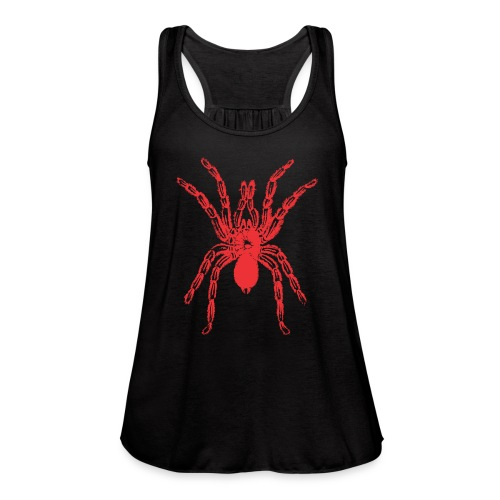 Spider - Women's Flowy Tank Top by Bella