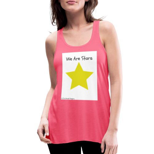 Hi I'm Ronald Seegers Collection-We Are Stars - Women's Flowy Tank Top by Bella