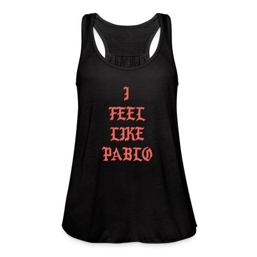 Pablo - Women's Flowy Tank Top by Bella