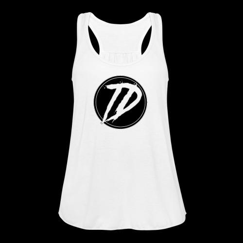 Team DEBUG Logo - Women's Flowy Tank Top by Bella