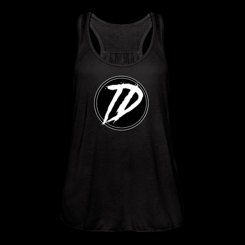 Team DEBUG Logo - Women's Flowy Tank Top by Bella