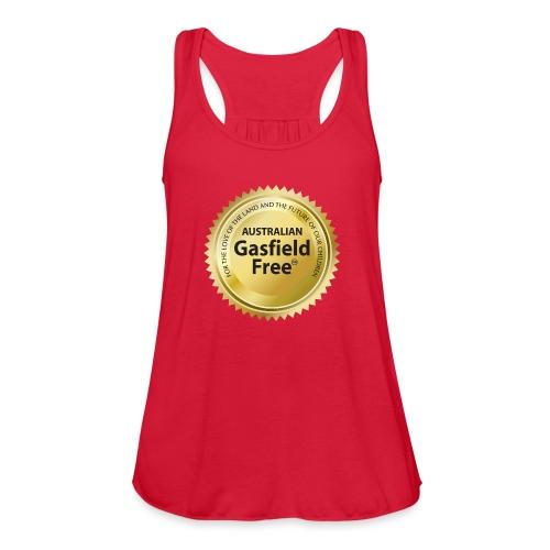 AGF Organic T Shirt - Traditional - Women's Flowy Tank Top by Bella