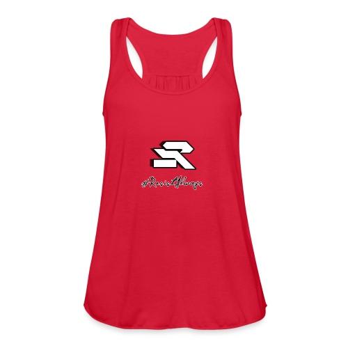 #ResistAlways Shirt - Women's Flowy Tank Top by Bella