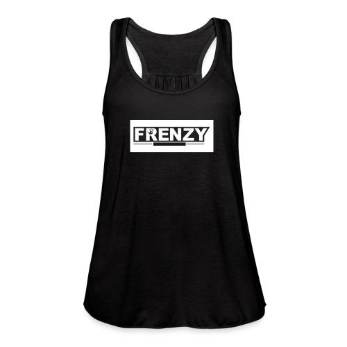 Frenzy - Women's Flowy Tank Top by Bella