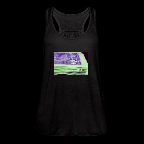 Another day another dollar MAFIA - Women's Flowy Tank Top by Bella