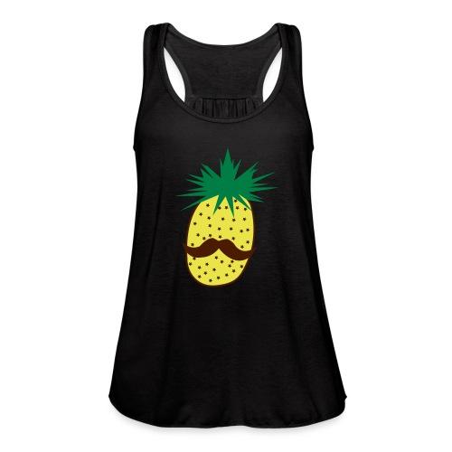 LUPI Pineapple - Women's Flowy Tank Top by Bella