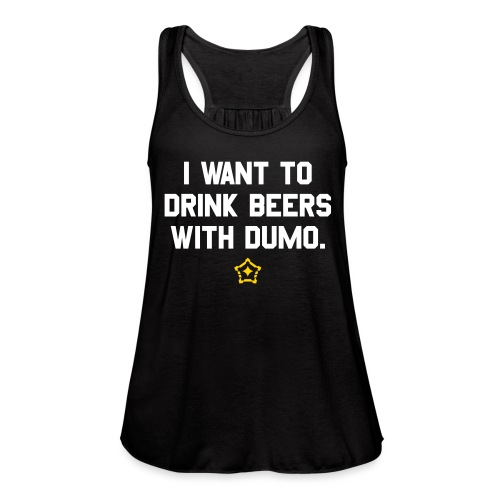 dumo - Women's Flowy Tank Top by Bella