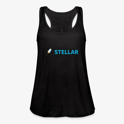 Stellar - Women's Flowy Tank Top by Bella