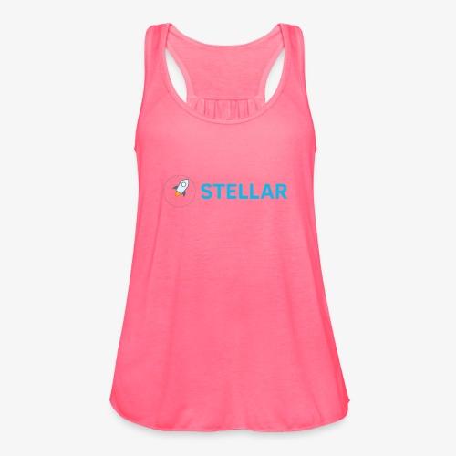 Stellar - Women's Flowy Tank Top by Bella