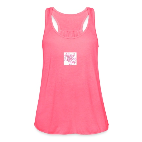 mothers day - Women's Flowy Tank Top by Bella